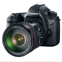 Canon EOS 6D 20,6 MP Body