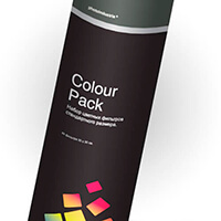 Gel color pack 30х30